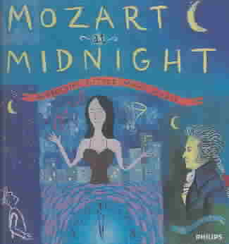MOZART AT MIDNIGHT (CD)