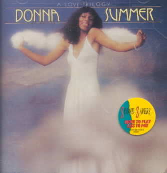 LOVE TRILOGY BY SUMMER,DONNA (CD)