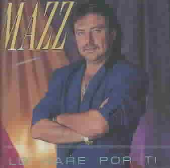 LO HARE POR TI BY MAZZ (CD)