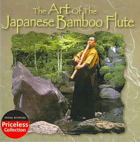 ART OF THE JAPANESE BAMBOO FLUTE (CD)