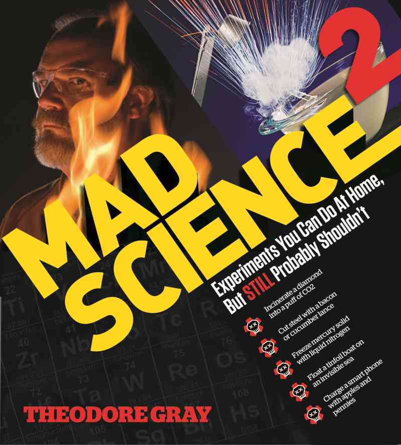 Mad Science 2 By Gray, Theodore